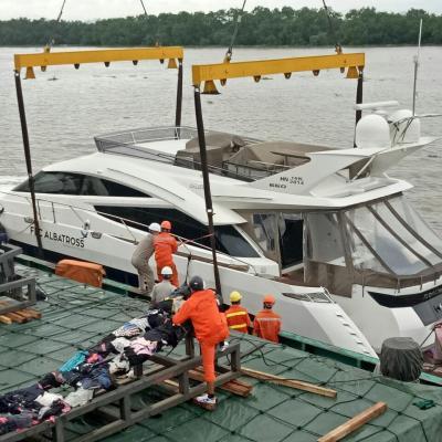Vận tải du thuyền cho tập đoàn FLC