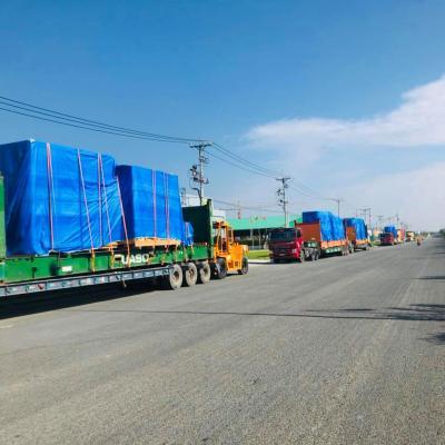 Vận tải hàng dự án máy máy móc thiết bị công nghiệp nặng