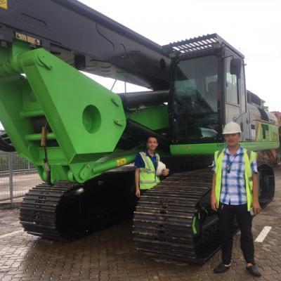 Vận chuyển máy đào công trình mới 100% nhập khẩu từ Trung Quốc về Việt Nam