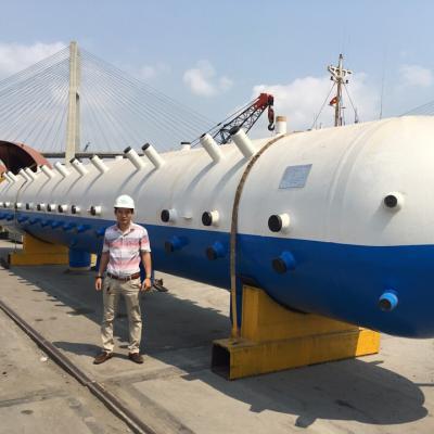 Vận chuyển lò hơi siêu trường siêu trọng nhập khẩu về Việt Nam